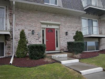 St. Joseph Condo/Townhouse For Sale: 3612 Lakeshore Drive #D-2
