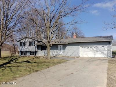 Niles Single Family Home Active Backup: 4195 W Chicago Road