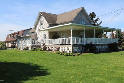 Manistee County Single Family Home For Sale: 8319 Kerry Road