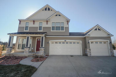 Muskegon Single Family Home For Sale: 6313 Wilmington Drive