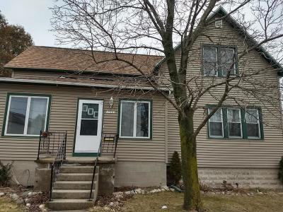 Manistee County Single Family Home Active Backup: 1023 Ramsdell
