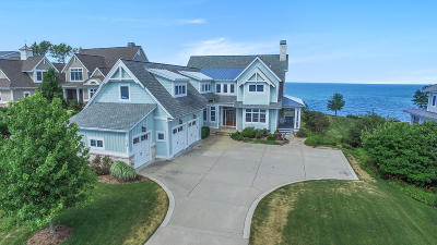 South Haven MI Single Family Home For Sale: $2,095,000
