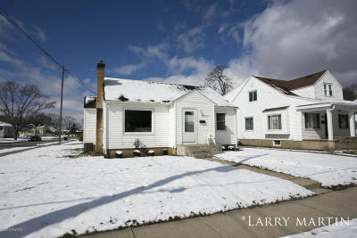 Single Family Home For Sale: 2227 Wyoming Avenue SW