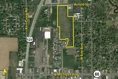St. Joseph County Residential Lots & Land For Sale: Arnold Street