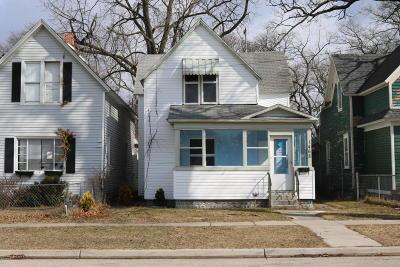 Muskegon Single Family Home For Sale: 1468 Jiroch Street