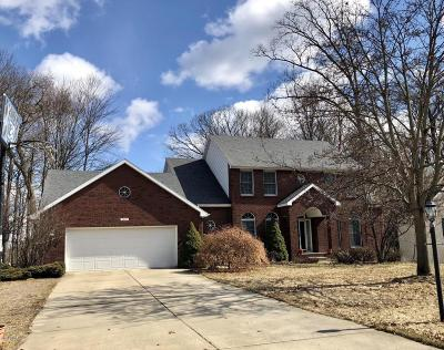 Grand Rapids Single Family Home For Sale: 2476 Candlewick Court SE SE