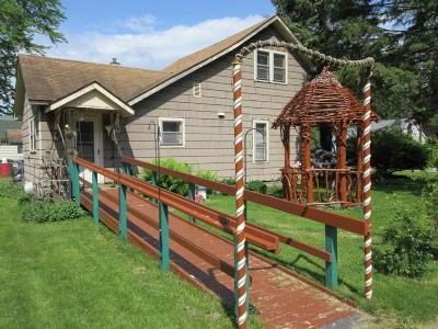 Van Buren County Single Family Home For Sale: 11 E Cass