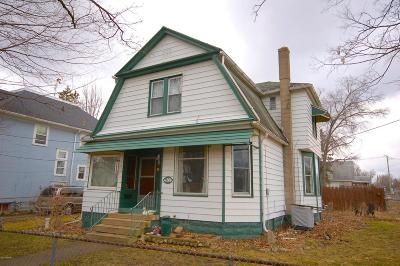 Niles Single Family Home For Sale: 921 Oak Street