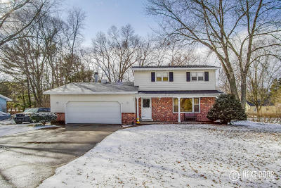 Muskegon Single Family Home For Sale: 4087 Bexley Drive