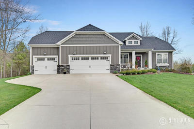 Grand Haven, Spring Lake Single Family Home For Sale: 17067 Legacy Drive