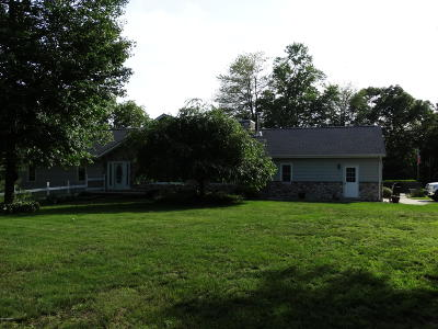 Middleville Single Family Home For Sale: 9975 Bowens Mill Road
