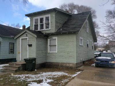 Muskegon Single Family Home For Sale: 778 E Isabella Avenue