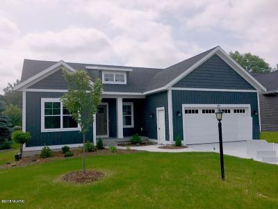 Holland, West Olive Condo/Townhouse For Sale: 333 Hunters Run Circle #7