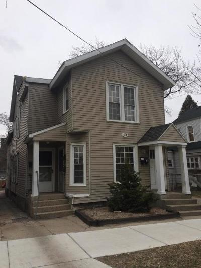 Grand Rapids Multi Family Home For Sale: 419 Broadway Avenue NW