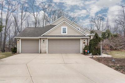 Kentwood Single Family Home For Sale: 5398 E Heathwood Dr SE