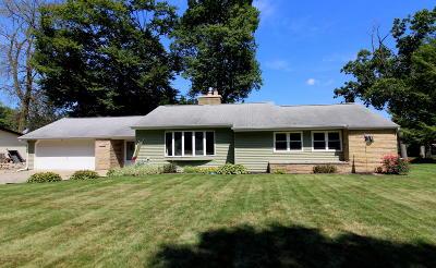 Battle Creek MI Single Family Home For Sale: $370,000