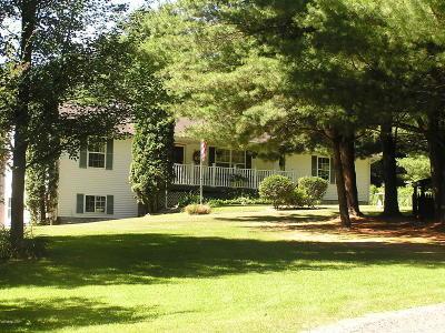 Cedar Springs MI Single Family Home For Sale: $259,900