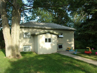 Benzie County, Charlevoix County, Clare County, Emmet County, Grand Traverse County, Kalkaska County, Lake County, Leelanau County, Manistee County, Mason County, Missaukee County, Osceola County, Roscommon County, Wexford County Multi Family Home For Sale: 459 Gillespie