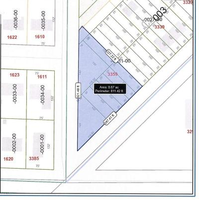 Muskegon Residential Lots & Land For Sale: 3359 Roosevelt Road