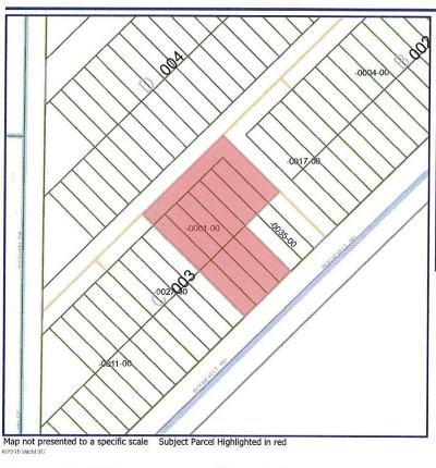 Muskegon Residential Lots & Land For Sale: 3329 Roosevelt Road
