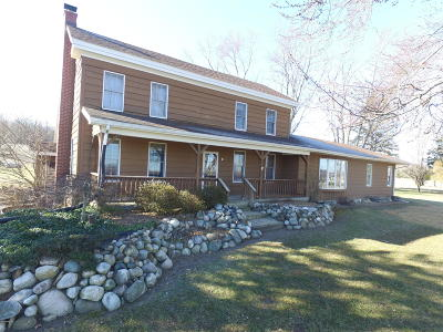 Single Family Home For Sale: 41621 Cr 669