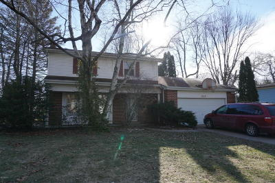 Kalamazoo Single Family Home For Sale: 1122 Highgate Road