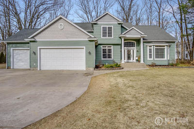 Muskegon Single Family Home For Sale: 1882 Dykstra Road