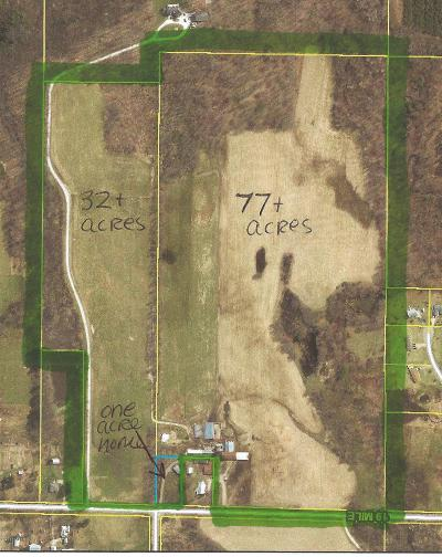 Cedar Springs MI Single Family Home For Sale: $844,000