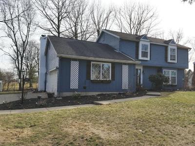 Kalamazoo Single Family Home For Sale: 6418 Eagle Ridge Drive