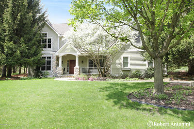 Grand Rapids Single Family Home For Sale: 199 Preservation Drive NE