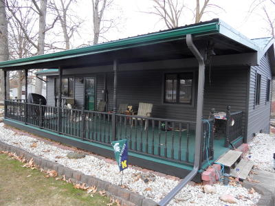 Branch County Single Family Home For Sale: 497 Widgeon Drive