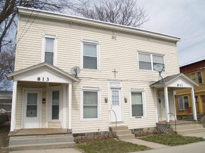 Grand Rapids Multi Family Home For Sale: 811 3rd Street NW #813