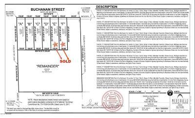 Allendale Residential Lots & Land For Sale: 9540 Buchanan Street #Lot D