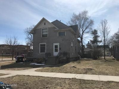 Ludington Single Family Home For Sale: 410 E Filer Street