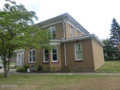 Niles MI Multi Family Home For Sale: $74,900