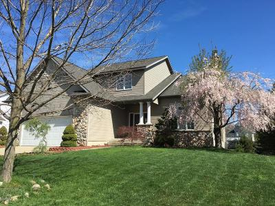 Ada Single Family Home For Sale: 7895 Thornapple Club Drive SE