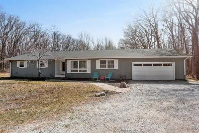 Lakeside Single Family Home For Sale: 9020 Warren Woods Road