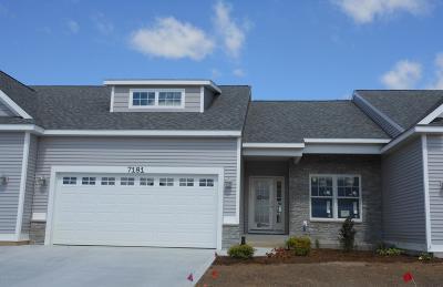 Holland, West Olive, Zeeland Condo/Townhouse For Sale: 7181 Copper Ridge Court
