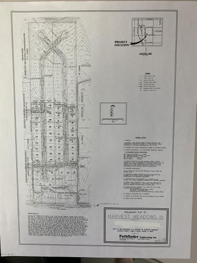 Wayland Residential Lots & Land For Sale: 142nd-Parcel S-Polp Avenue #Parcel S