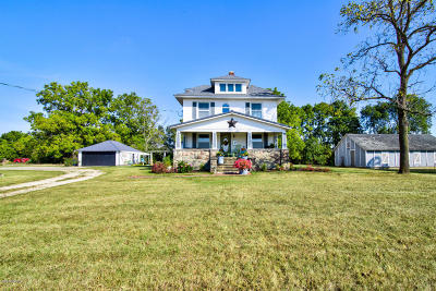 Hamilton Single Family Home For Sale: 4421 135th Avenue