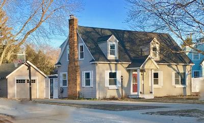 Grand Haven Single Family Home For Sale: 1605 Sheldon Avenue