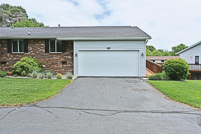 Grand Haven, Spring Lake Condo/Townhouse For Sale: 1806 Dairy Lane