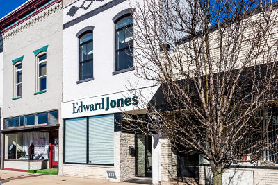 Berrien Springs Commercial For Sale: 113 W Ferry St