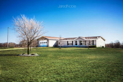 Barry County Single Family Home For Sale: 4176 Schad Road