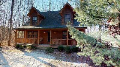 Saugatuck, Douglas Single Family Home For Sale: 6426 Waterfall Way