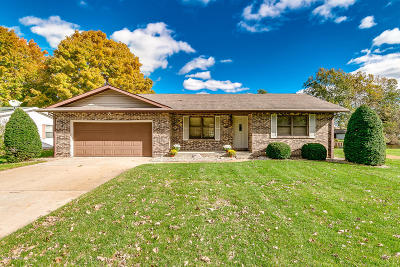 Decatur Single Family Home For Sale: 46932 Meadow Lane