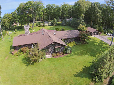 Muskegon County Single Family Home For Sale: 3119 Scenic Drive