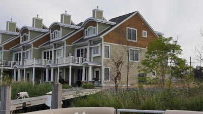 Manistee Condo/Townhouse For Sale: 167 Joslin Cove Dr.