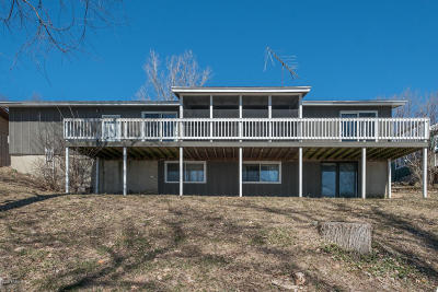Lawrence Single Family Home For Sale: 47695 Lakeview Drive