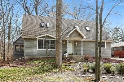 Michiana Shores Single Family Home For Sale: 410 Arbutus Drive